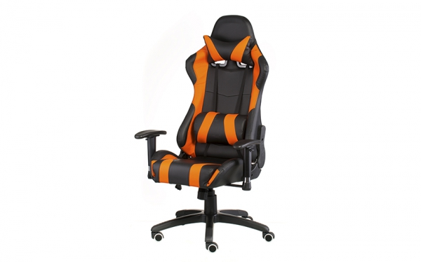 Кресло ExtremeRace black/orange (E4749)