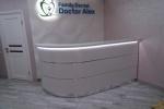 Стойка для стоматологической клиники